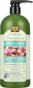 AVALON ORGANICS: Conditioner Tea Tree, 32 oz