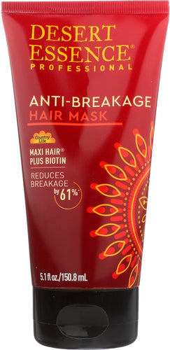 DESERT ESSENCE: Mask Hair Anti Breaking, 5.1 fl oz