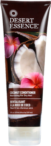 DESERT ESSENCE: Coconut Conditioner, 8 oz