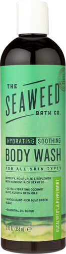 SEA WEED BATH COMPANY: WASH BODY ECLYP & PPRM (12.000 OZ)