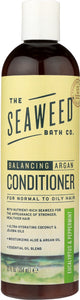 SEA WEED BATH COMPANY: Conditioner Argan Balancing Eucalyptus, 12 oz