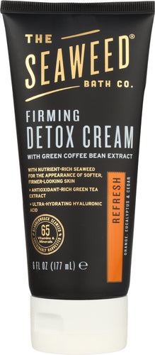 SEA WEED BATH COMPANY: Cream Firming Detox Refresh, 6 oz