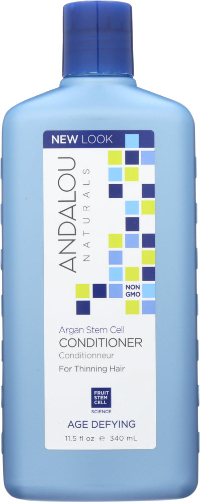 ANDALOU NATURALS: Age Defying Conditioner Argan Stem Cells, 11.5 oz - One Body Beauty