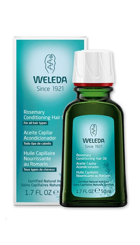 WELEDA: Hair Conditioning Oil Rosemary, 1.7 fo