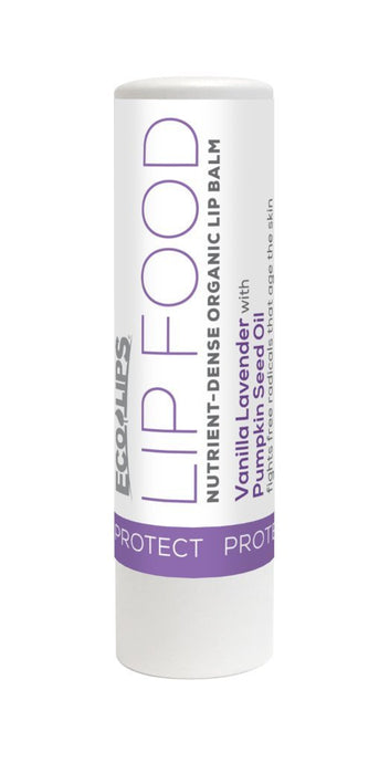 ECO LIPS: Lip Food Nutrient-Dense Organic Balm, 0.15 oz