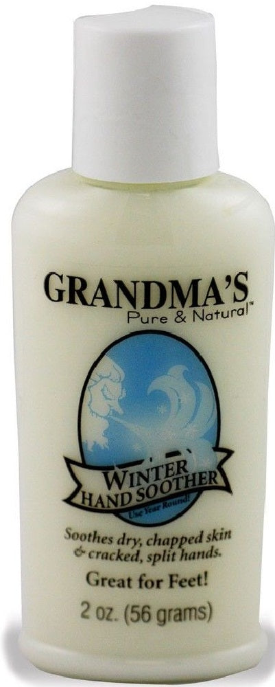 GRANDMAS PURE & NATURAL: Hand Soother Lotion Non Greasy Fast Absorbing, 2 oz