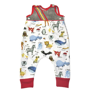 Alphabet Zoo Jammies