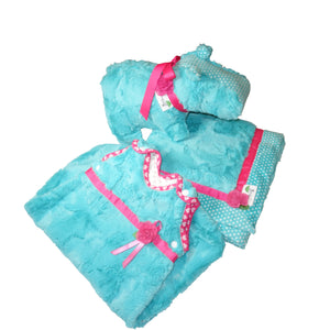 Aqua Rose Bundle
