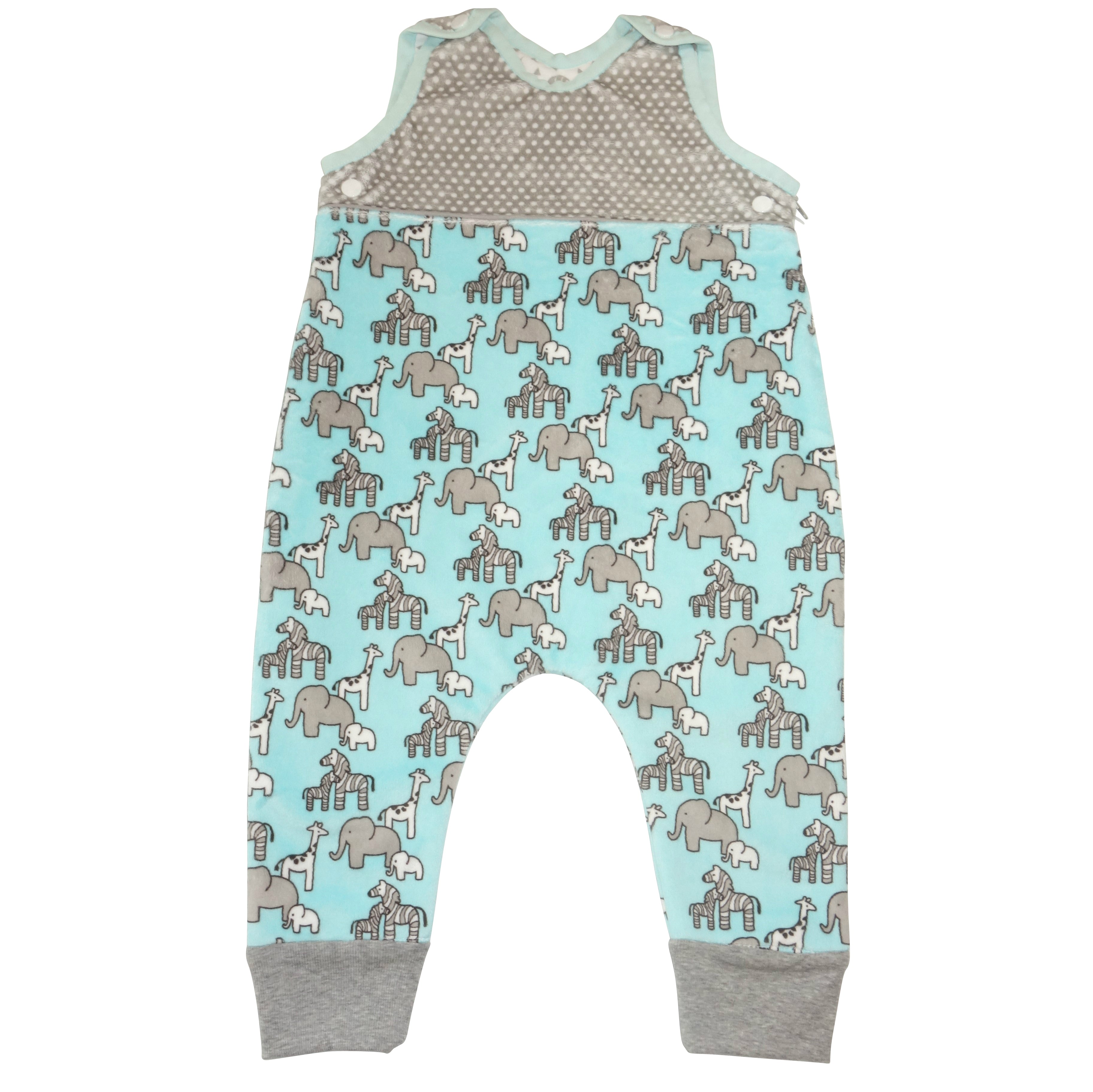 Aqua Zoo Jammies