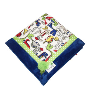 Dino Daydreams Blanket