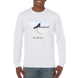 Water Skier Great Lakes t-shirt