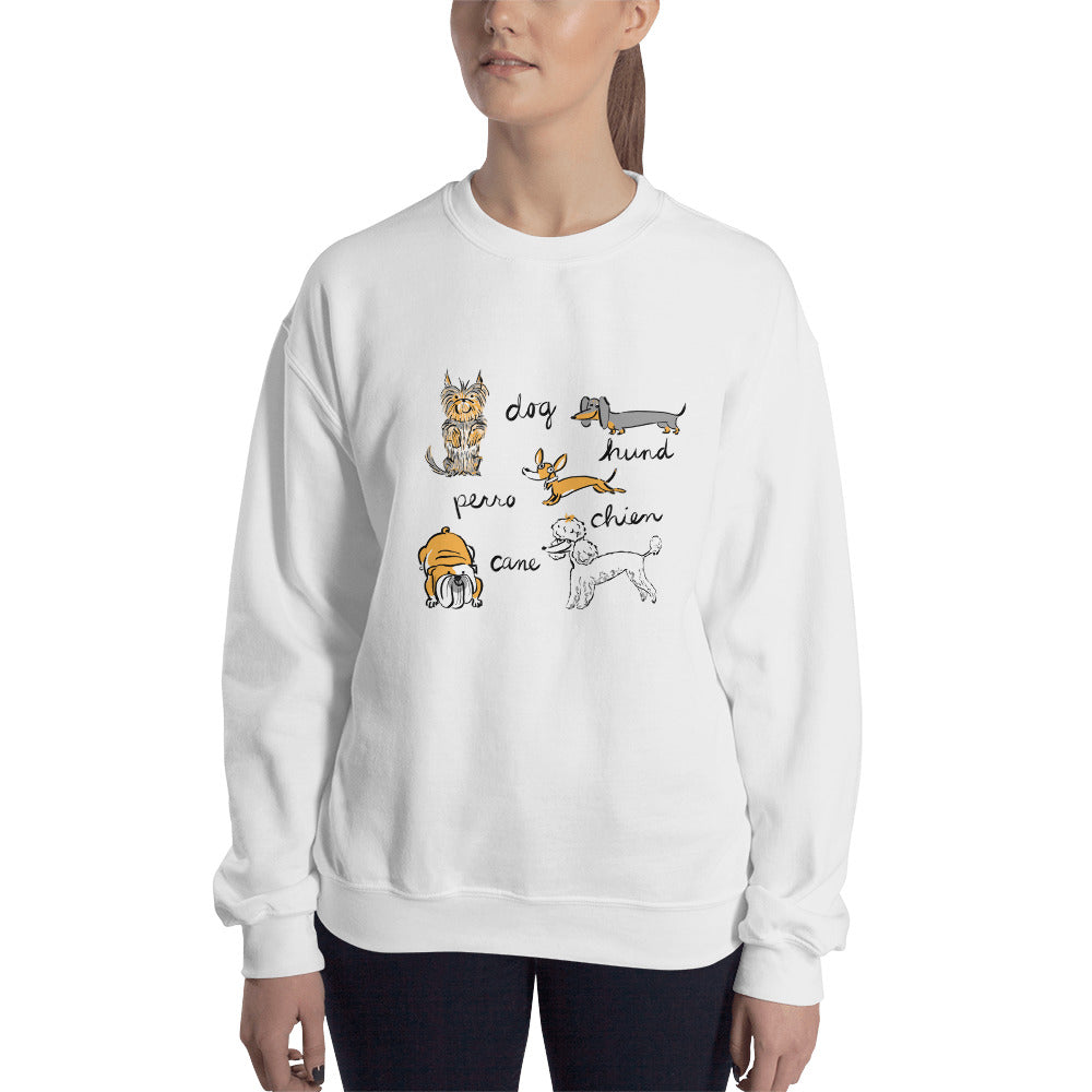 Dogs of the World Sweatshirt