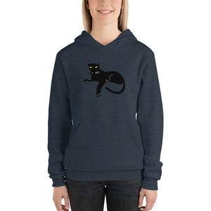 Black Panther Men's and Women's Hoodie