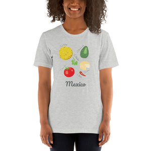 Mexico Travel Short-Sleeve Unisex T-Shirt