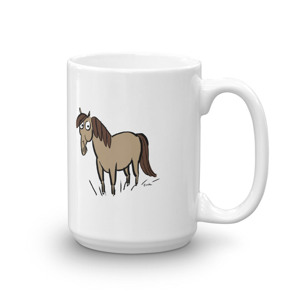 Horse Lover Coffee Mug
