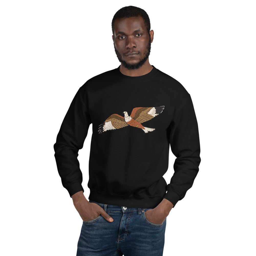 Raptor Men's and Women's Sweatshirt