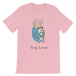Dog Lover Men's and Women's T-Shirt