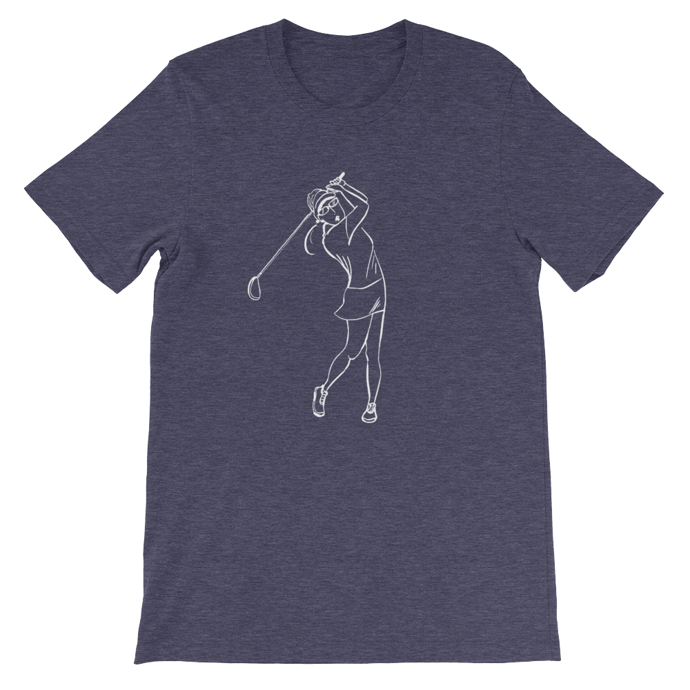 Hole in One Men's and Women's T-Shirt