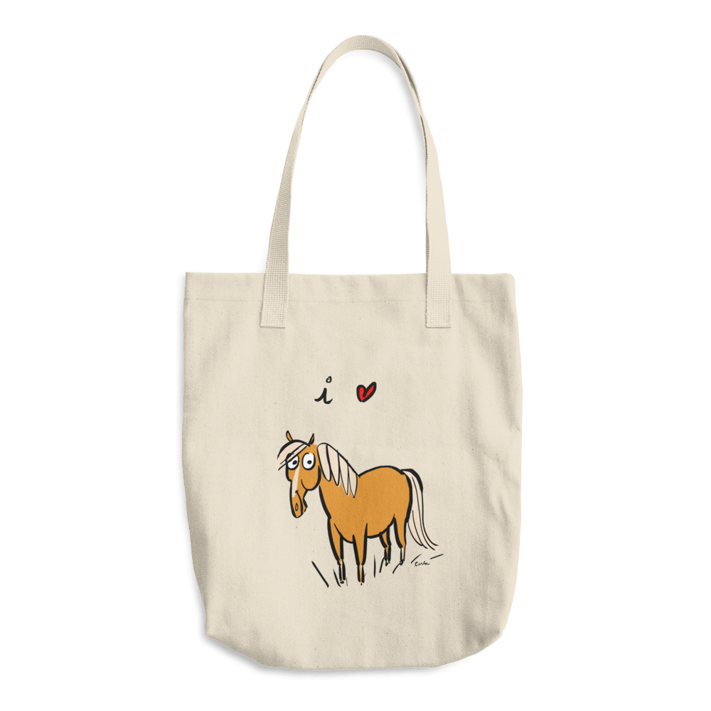 Horse Pony Miniature Horse tote bag