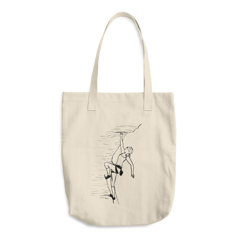 On the Rocks Cotton Tote Bag