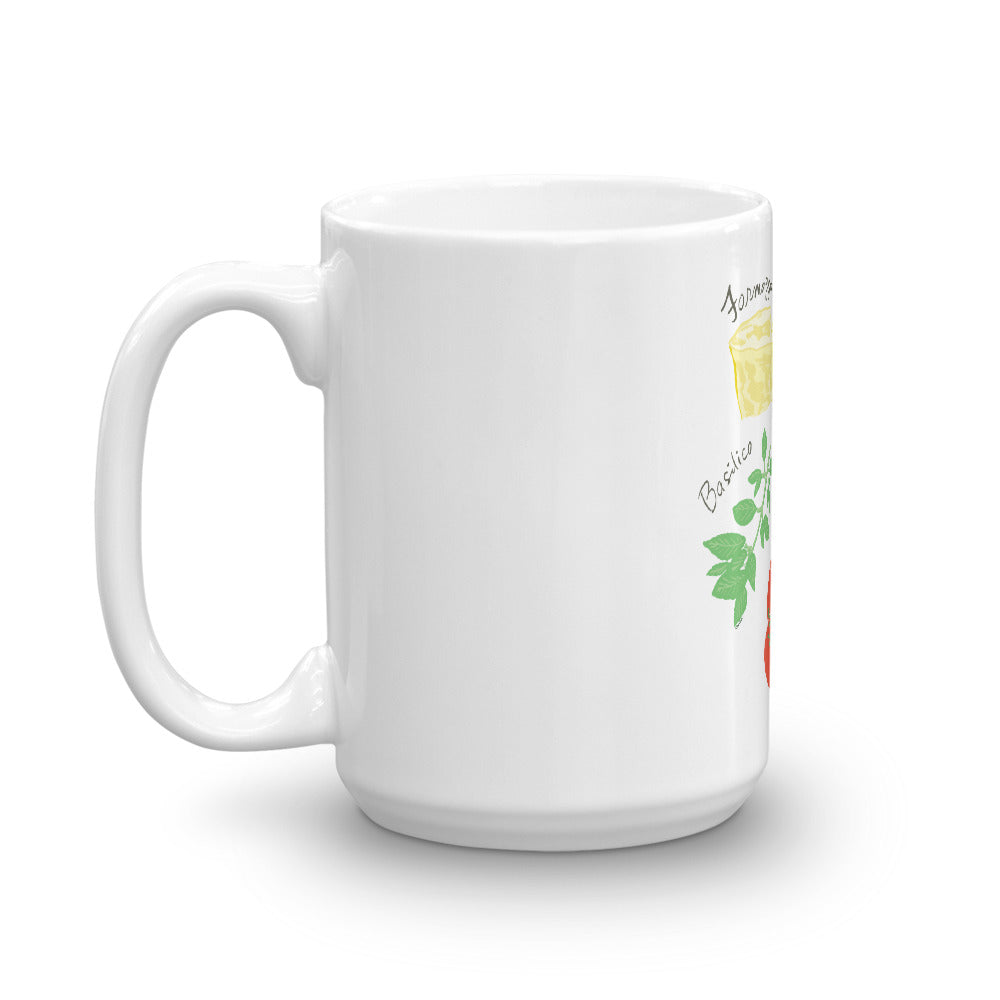 Italian Foods Coffee Mug