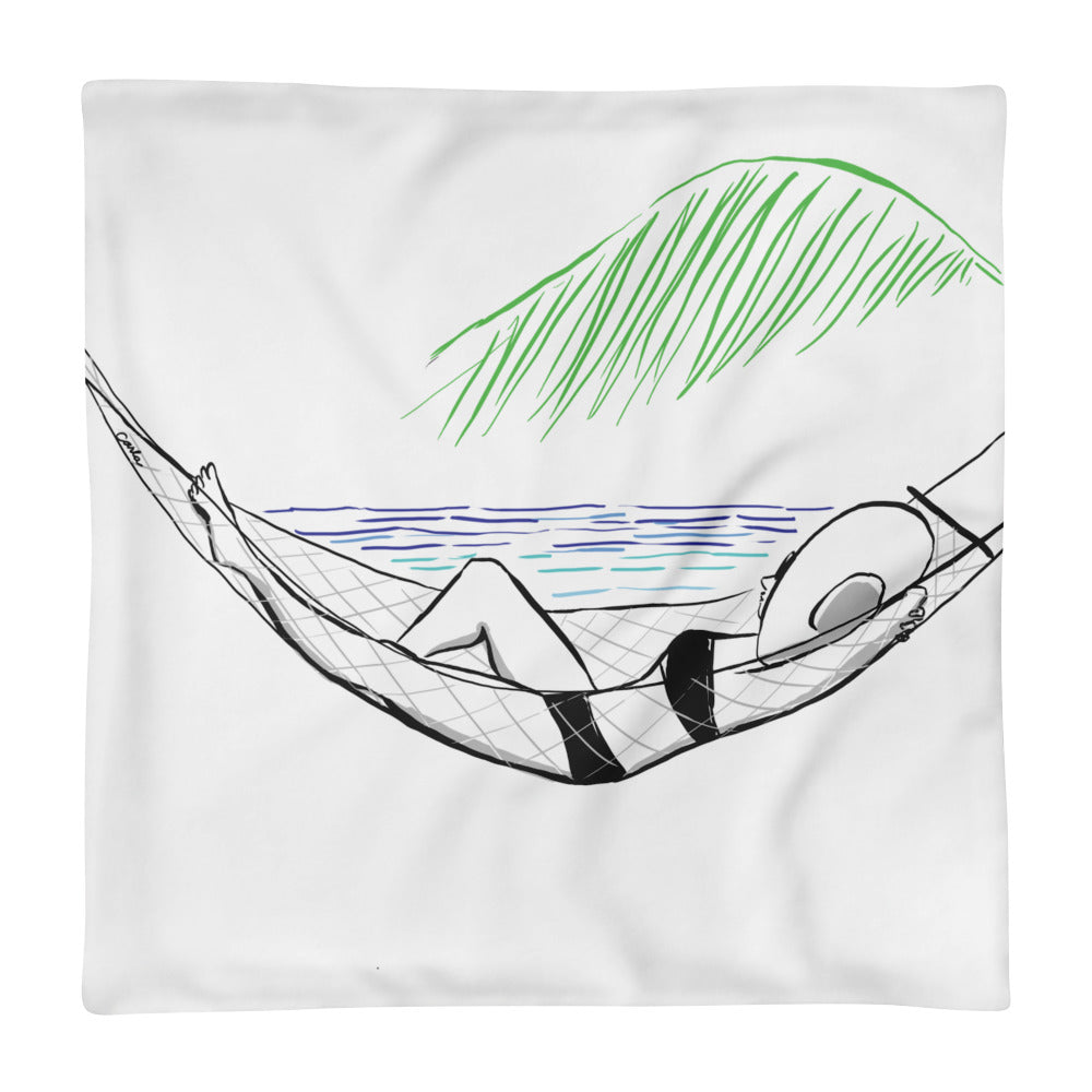 Beachside Pillow Case