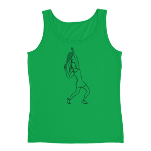 First Serve Ace - Women's Tank Top