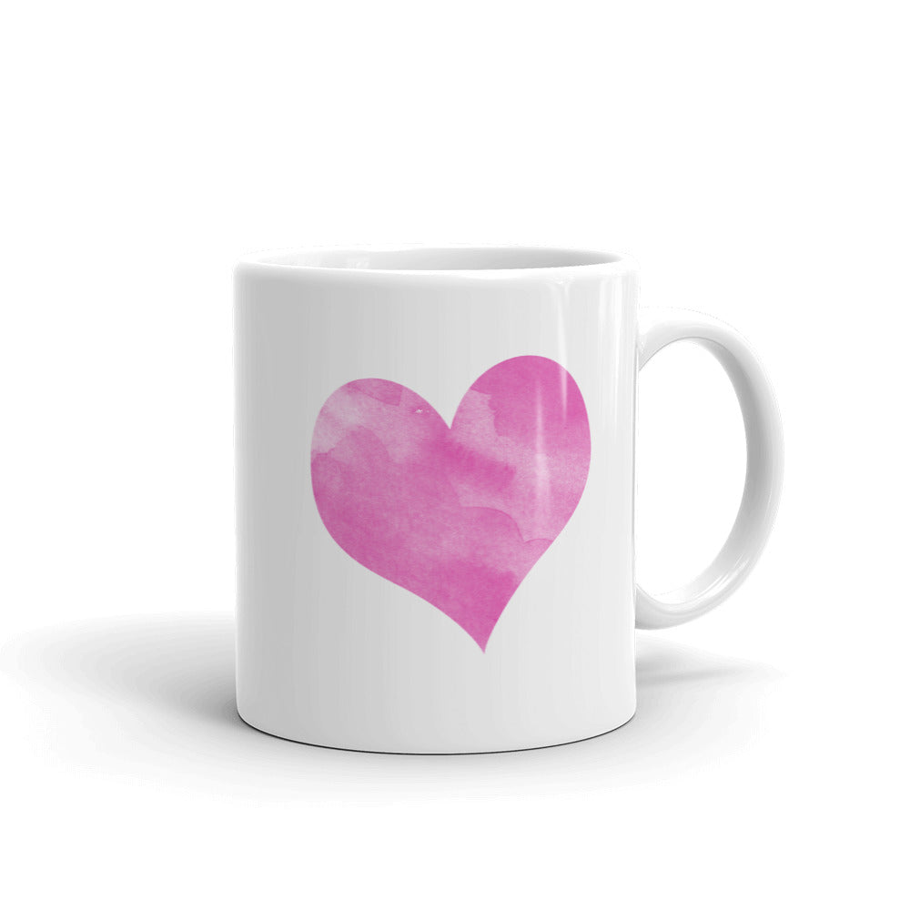 My Heart is only for You Valentine's Day Coffee Mug