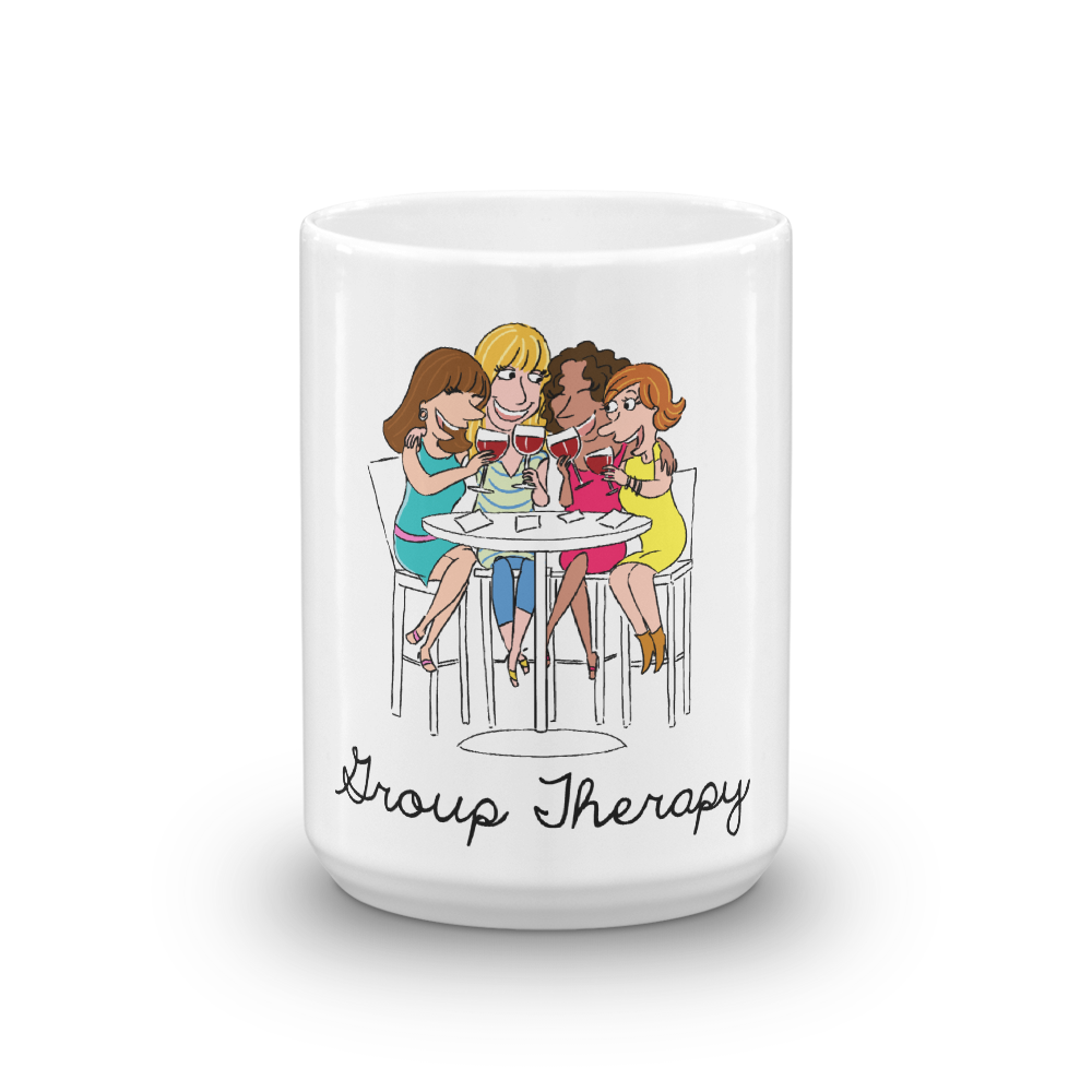 Group Therapy Coffee Mug
