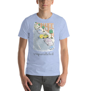 You are Unparalleled Men's and Women's Cotton T-Shirt