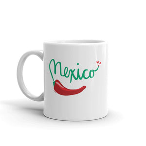 Mexican Chile Pepper Coffee Mug
