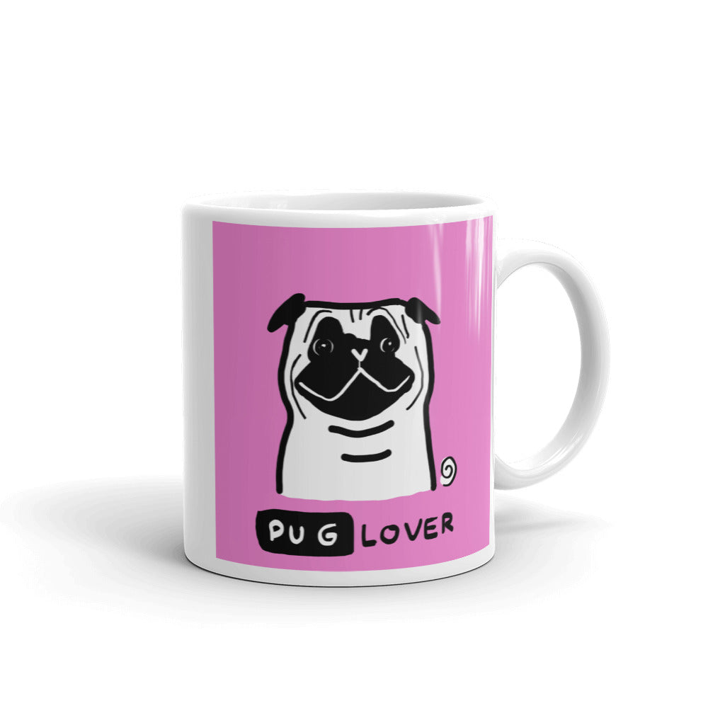 Pug Lover Coffee Mug