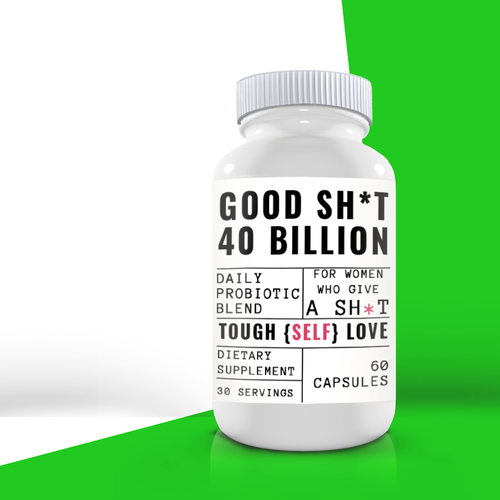 Good Sh*t 40 Billion Daily Probiotic
