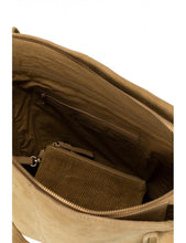 Load image into Gallery viewer, Bag a phwrs swêd | Suede shopper and purse