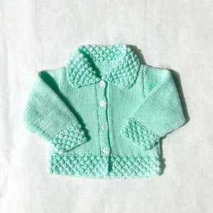 Vintage Infant Cardigan - Fauves Kids