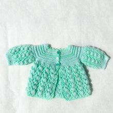 Load image into Gallery viewer, Vintage Infant Cardigan - Fauves Kids