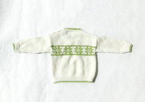 Vintage crew neck sweater - Fauves Kids