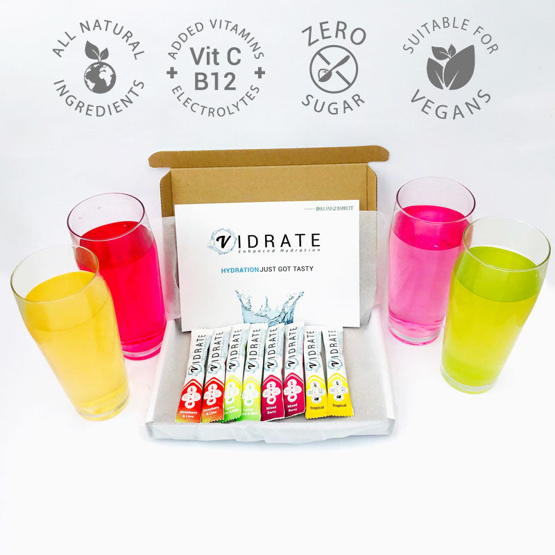 ViDrate Set 20 Pack