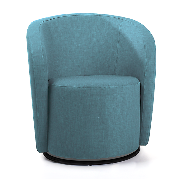 FAUTEUIL COURBE