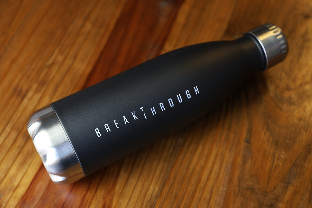 Breakthrough Water Bottle