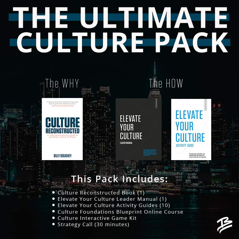 The Ultimate Culture Pack