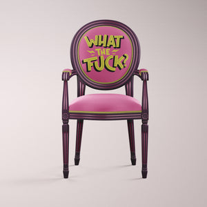 What the F**K? Chair