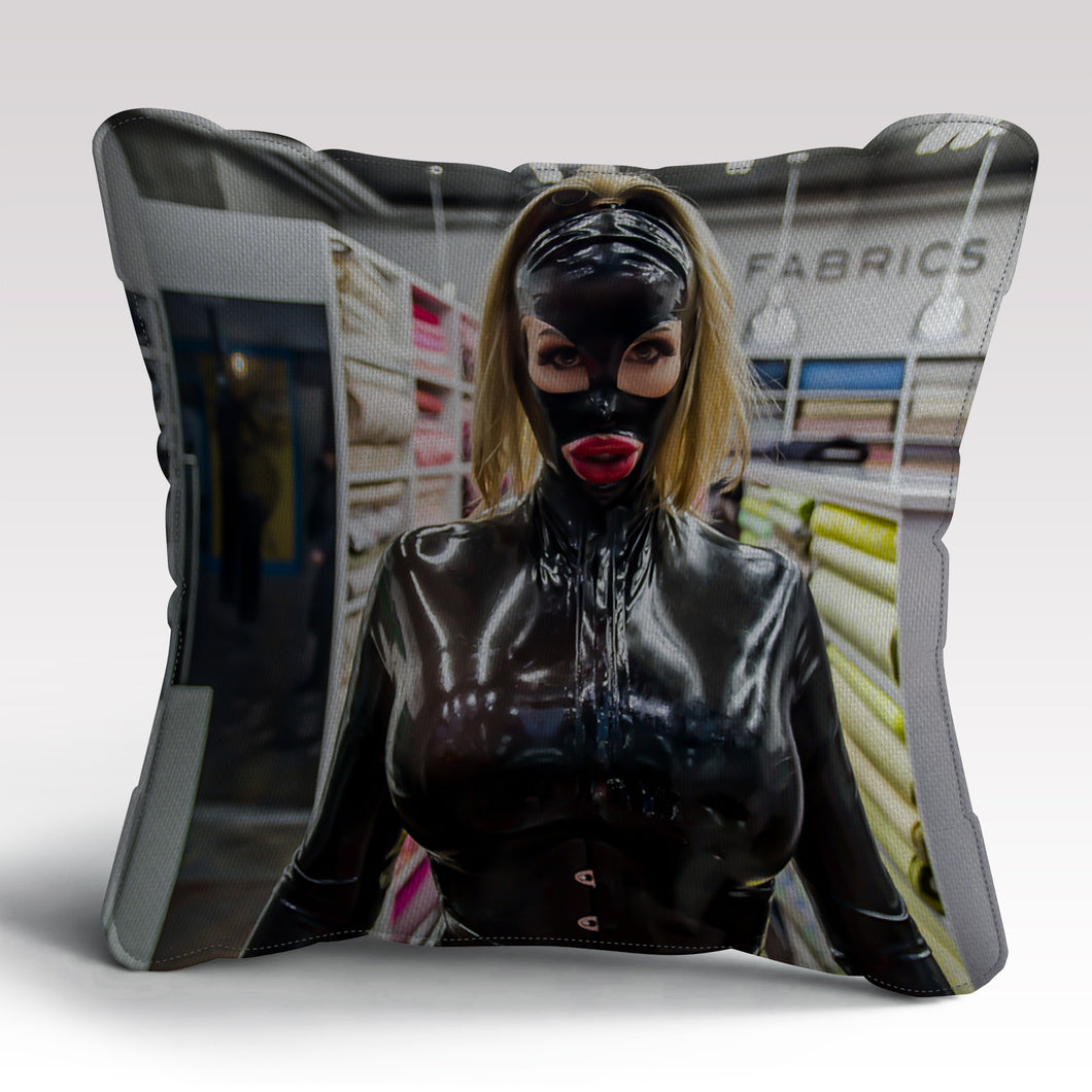 Photo Cushion by Rebecca More
