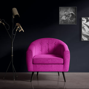 Fuchsia Occasional Chair