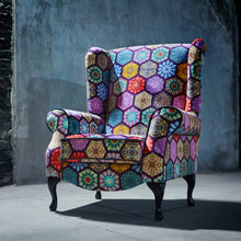 Boho Accent Chair