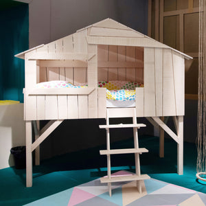 Treehouse Bunk Bed by Mathy by Bols