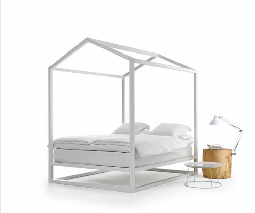 Four Poster Double Bed by Mogg