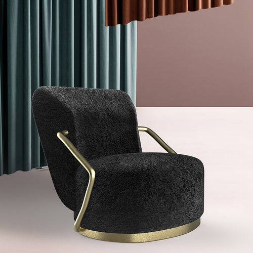 Rohe Armchair by Dovain