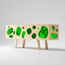 Aquario Cabinet by Campano Brothers for BD Barcalona