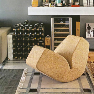 Corky Lips Chair by Neo